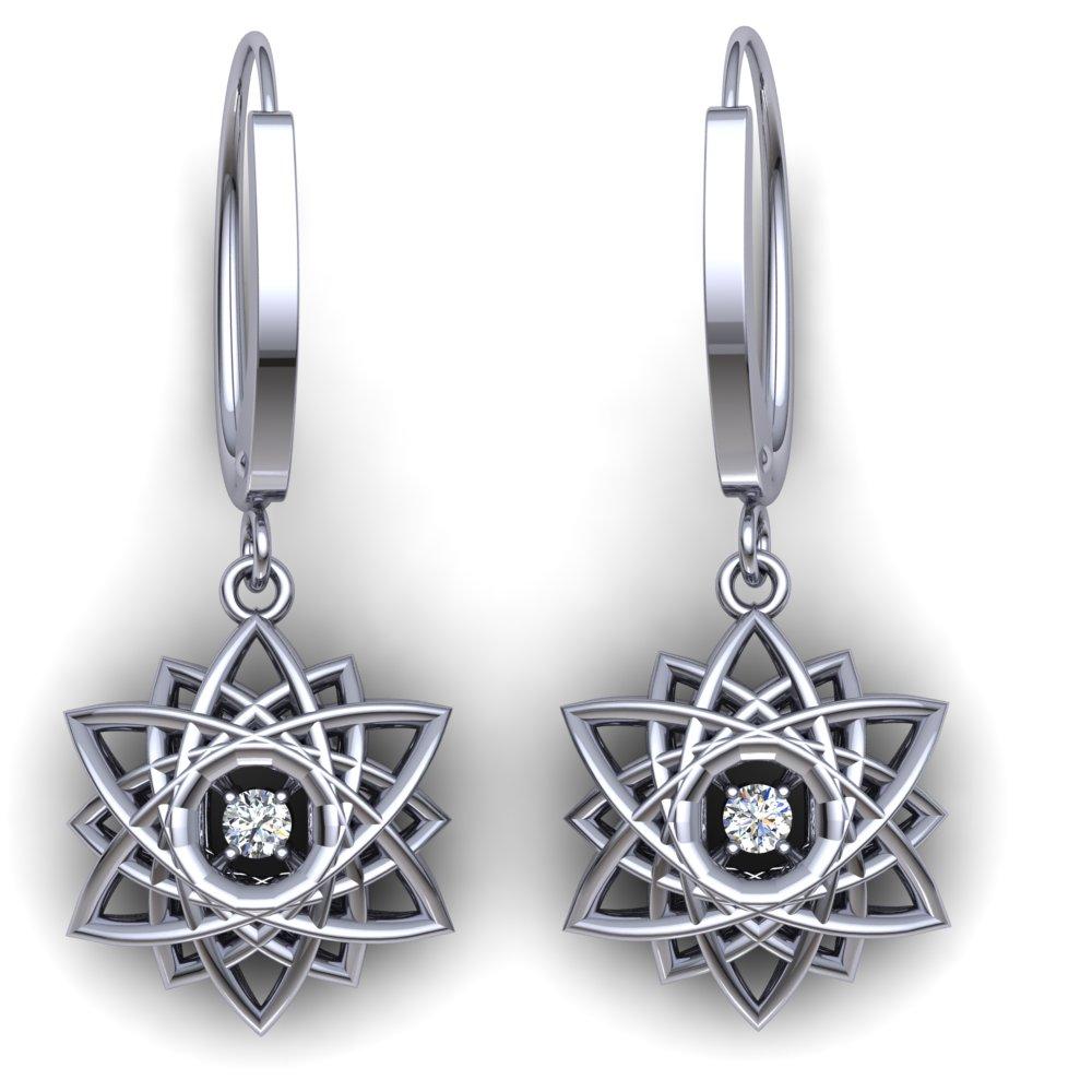 modern 3D snowflake diamond earrings white gold.jpg