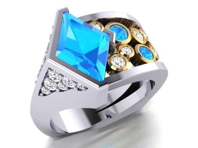 Unique modern swiss blue topaz ring diamond accents.jpg