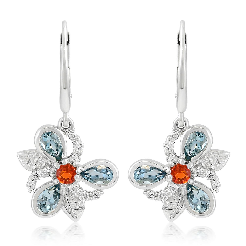 14k White Gold Mexican-Fire-Opal-and-Aquamarine-Earrings.jpg