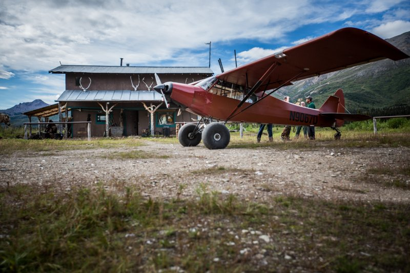 Moody Creek Bush Plane