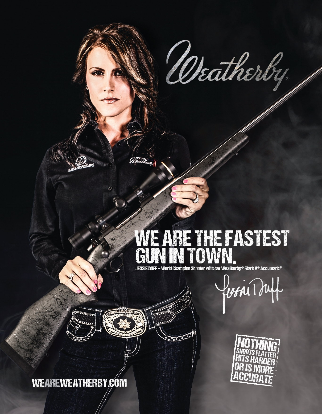 2014 Weatherby Campaign