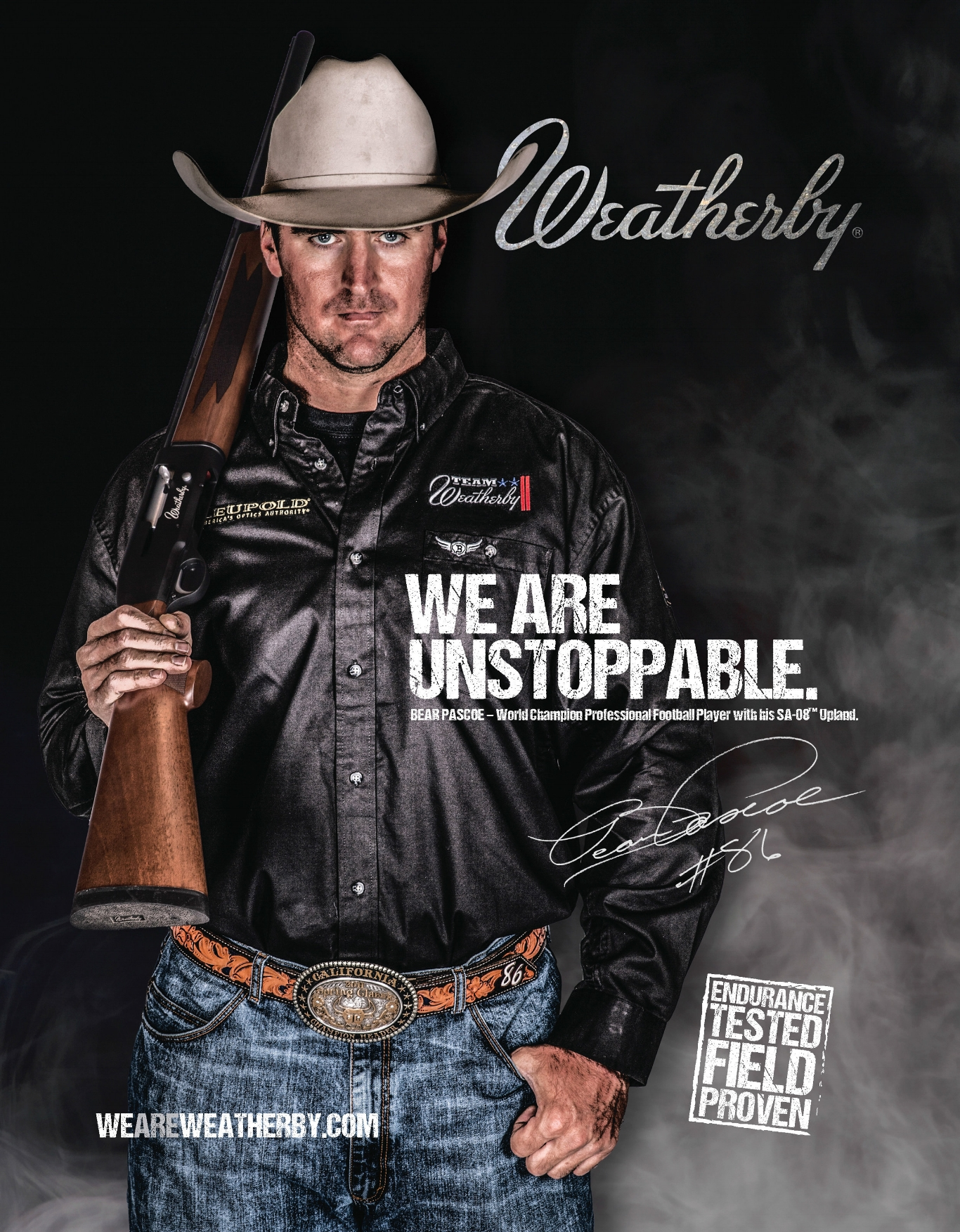 2014 Weatherby Ad Campaign