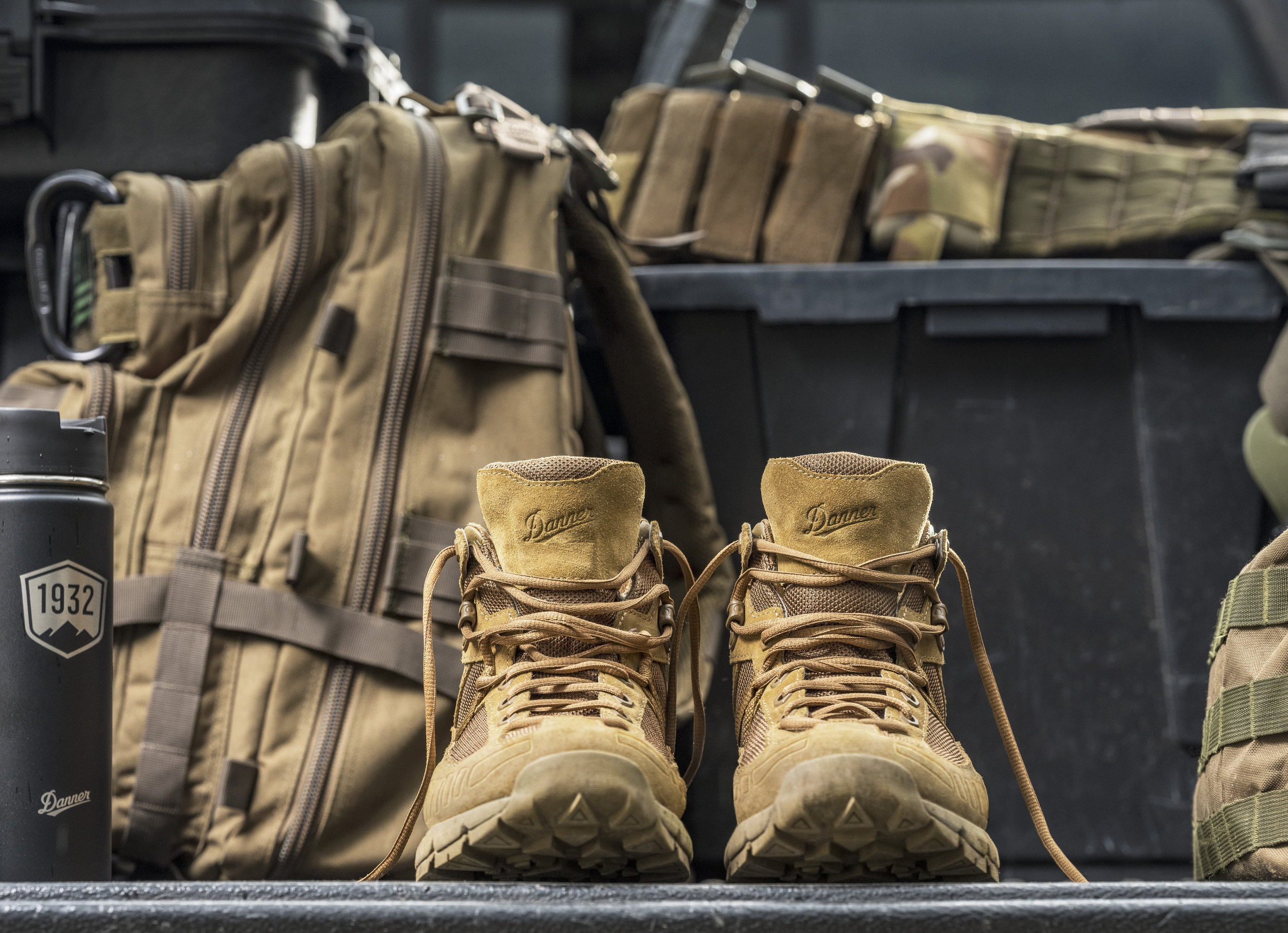 Danner //  NEW  FullBore Minimal break-in for maximum performance.  Link To Release Info