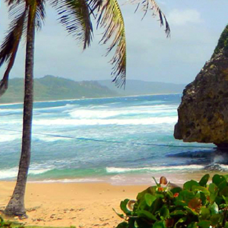 Serene Beaches all around the island