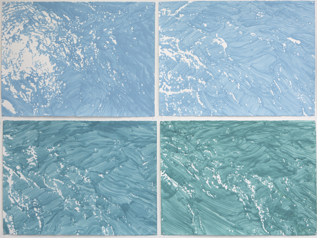 Bow River Suite - 4 panels
