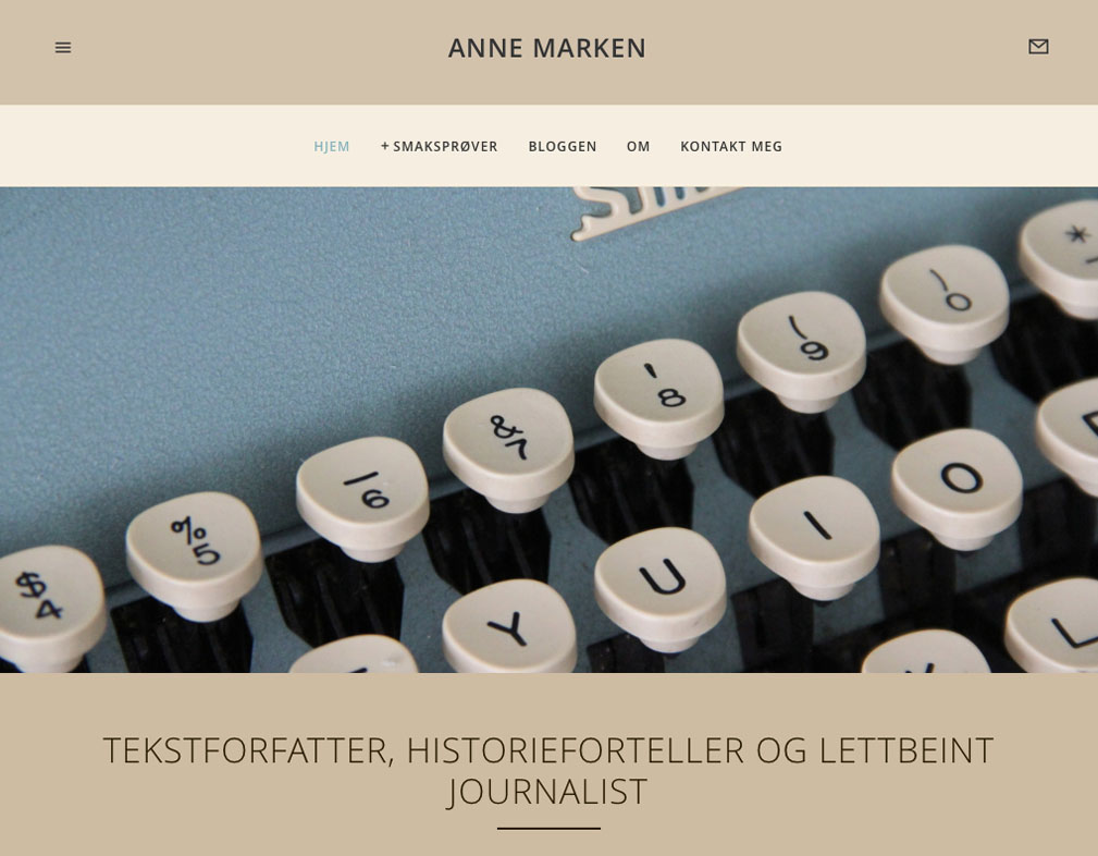 Anne Marken