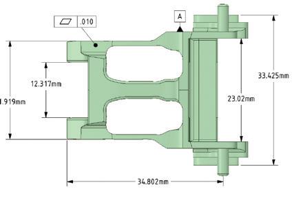Cree instantáneamente planos de la parte directamente de los modelos sólidos