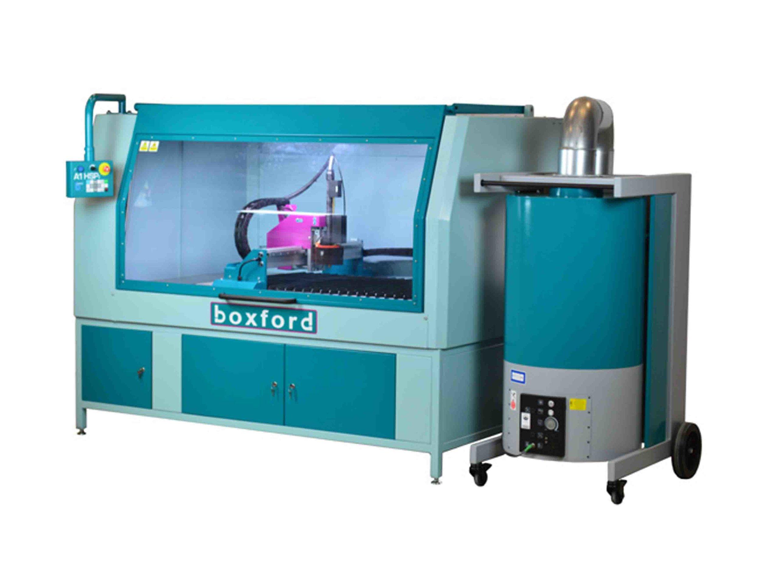 Sistema de corte plasma CNC -