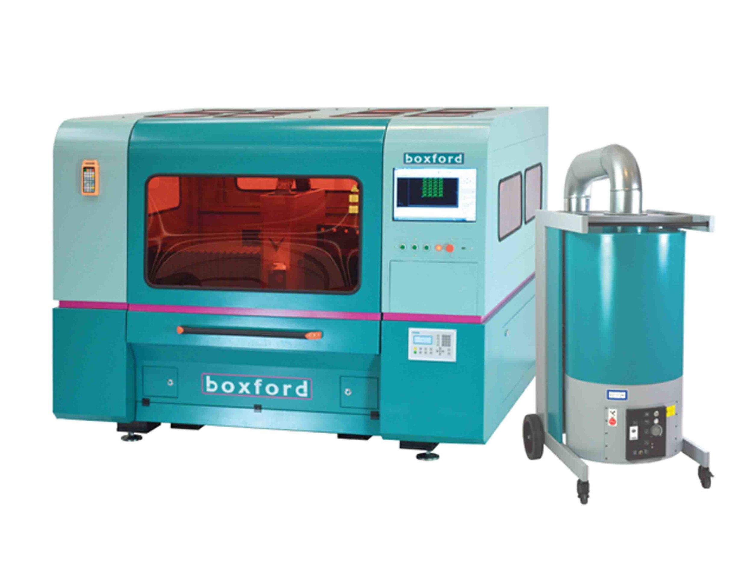 Sistema de corte láser CNC -