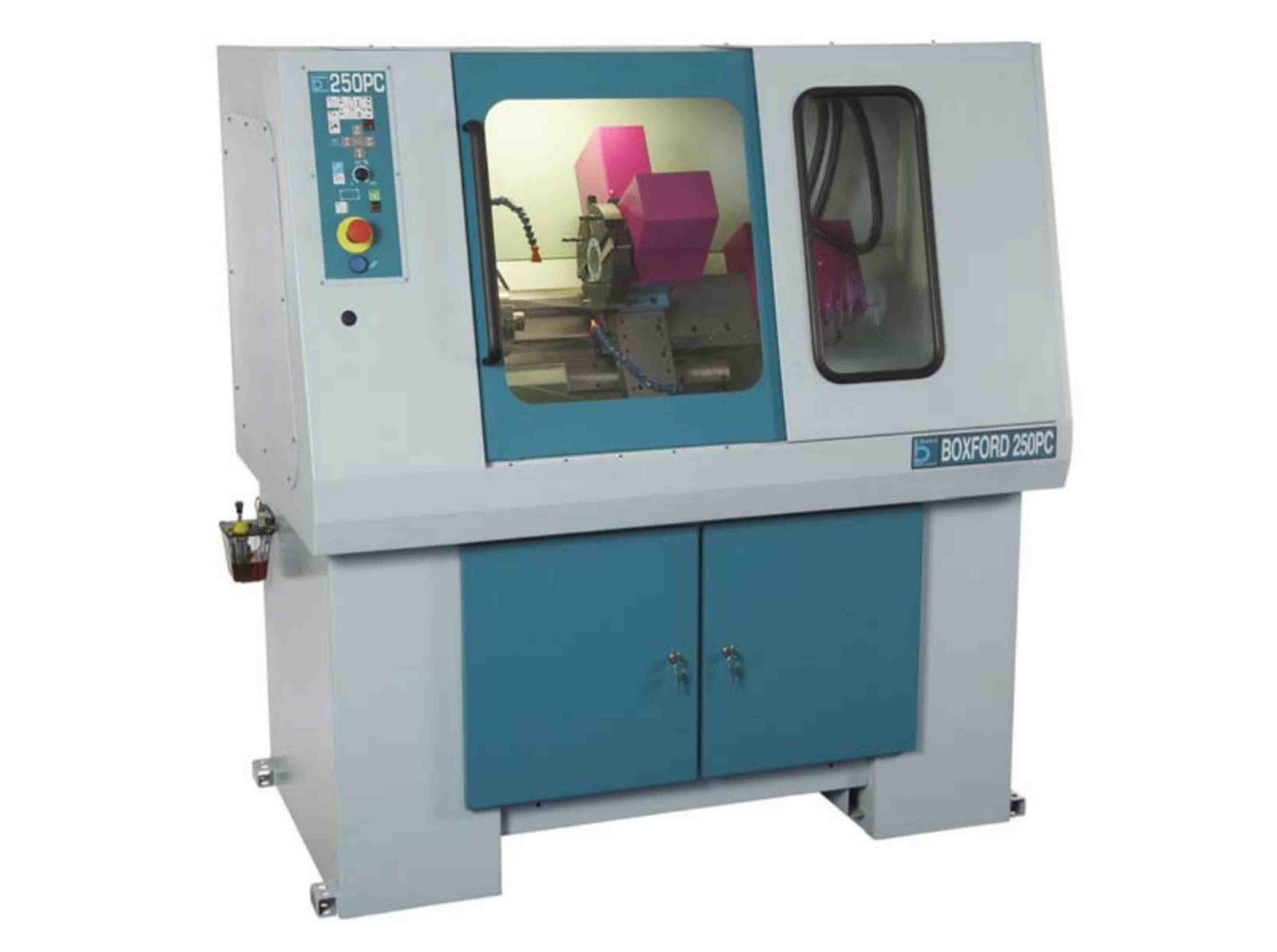 Centros de torneado CNC -