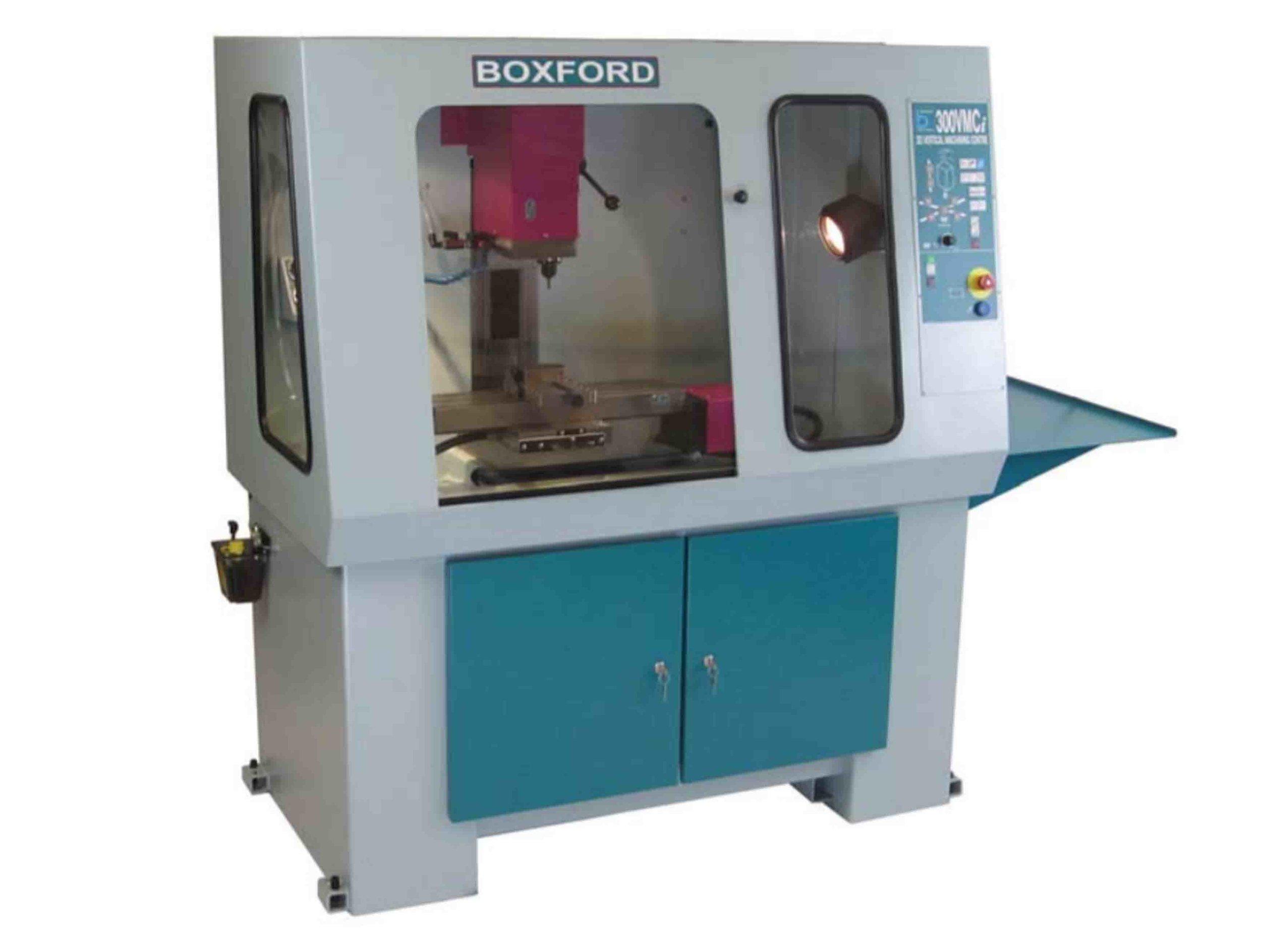 Centros de fresado CNC -
