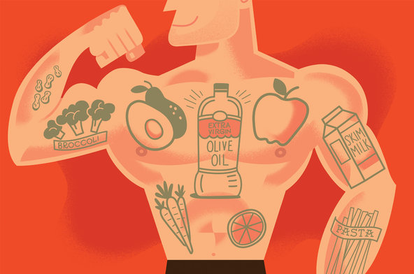The Fats You Don't Need to Fear, and the Carbs That You Do