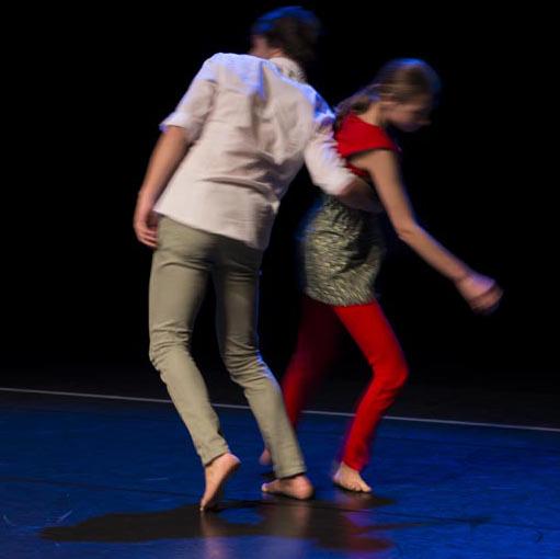 photo: Raphaël de Riedmatten  dancers: Kilian Haselbeck und Esther Kunz