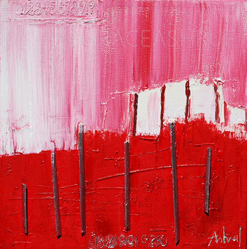 'Light' by Artist Grace Ashruf