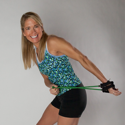 Michelle Spadafora came to know the love and truth of God and decided to combine her love of faith and fitness. Her two passions led to the creation of Faithful Workouts. What began as a local class bloomed into an international tv program, dvd series, and now an online program teaching people get physically and spiritually fit.    With ReIgnite, she leads you down the path to better health in a way you've never traveled. It's a totally new approach. The weekly lessons (and now LIVE meetings!) include spiritual and physical health topics that teach you to break free from fitness frustration and make lasting healthy changes. No matter your age or your fitness level, ReIgnite will help you achieve a strong, energized, and healthy body and spirit.