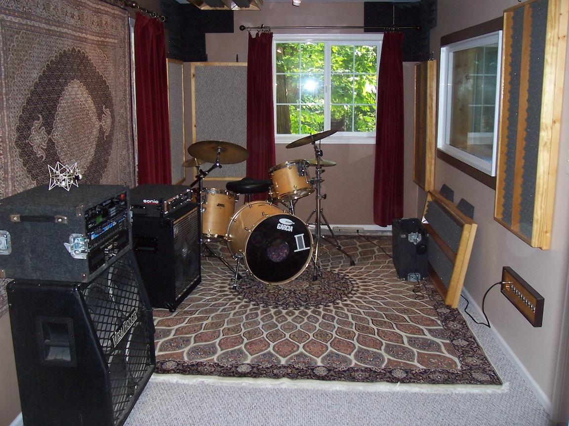 Brown room drums and amps.jpg