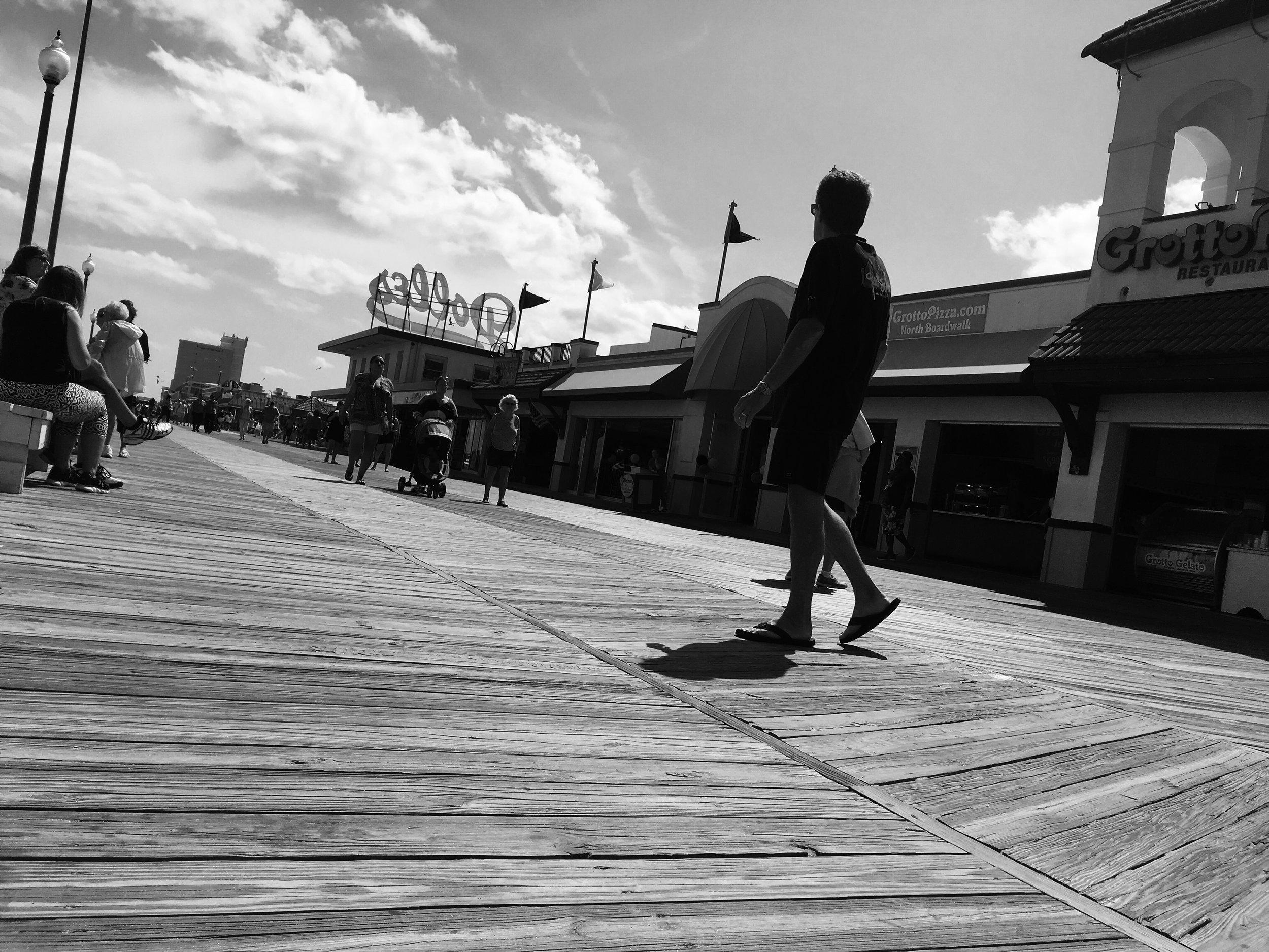 Boardwalk, Rehoboth DE