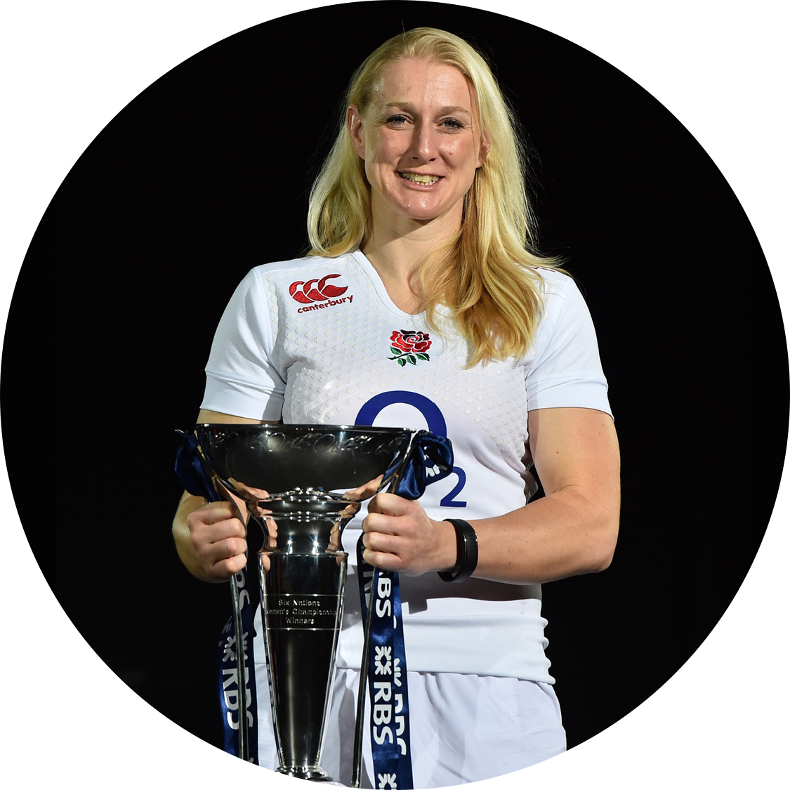 Tamara Taylor   British Rugby Union Player & Six Nations Captain