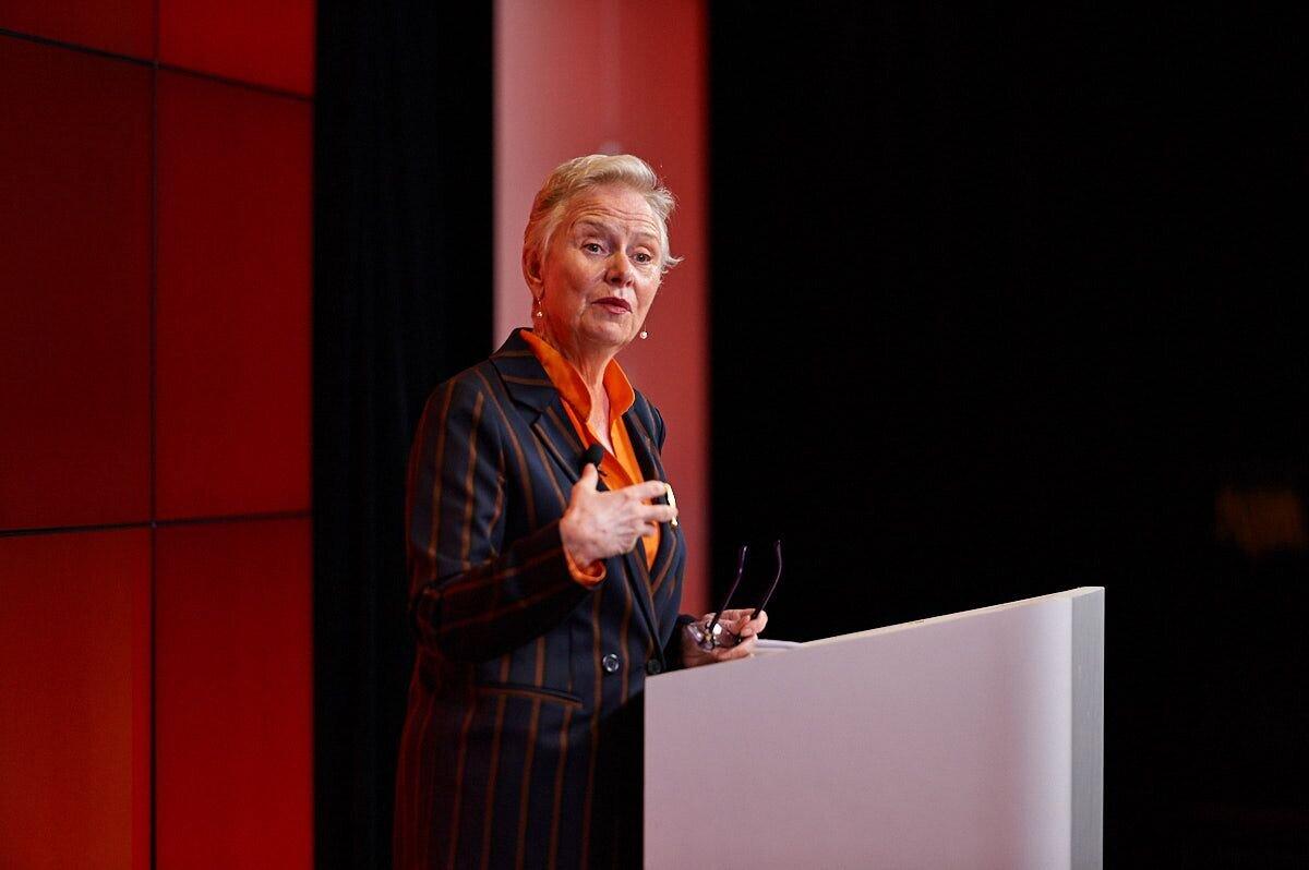 Ann Cairns    Executive Vice Chairman, Mastercard; Global co-Chair, 30% Club