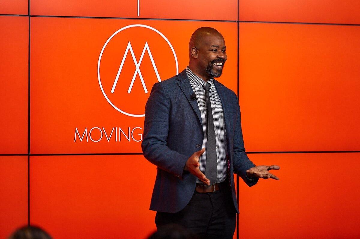Daniel Danso    Global Diversity Manager, Linklaters; Moving Ahead Speaker