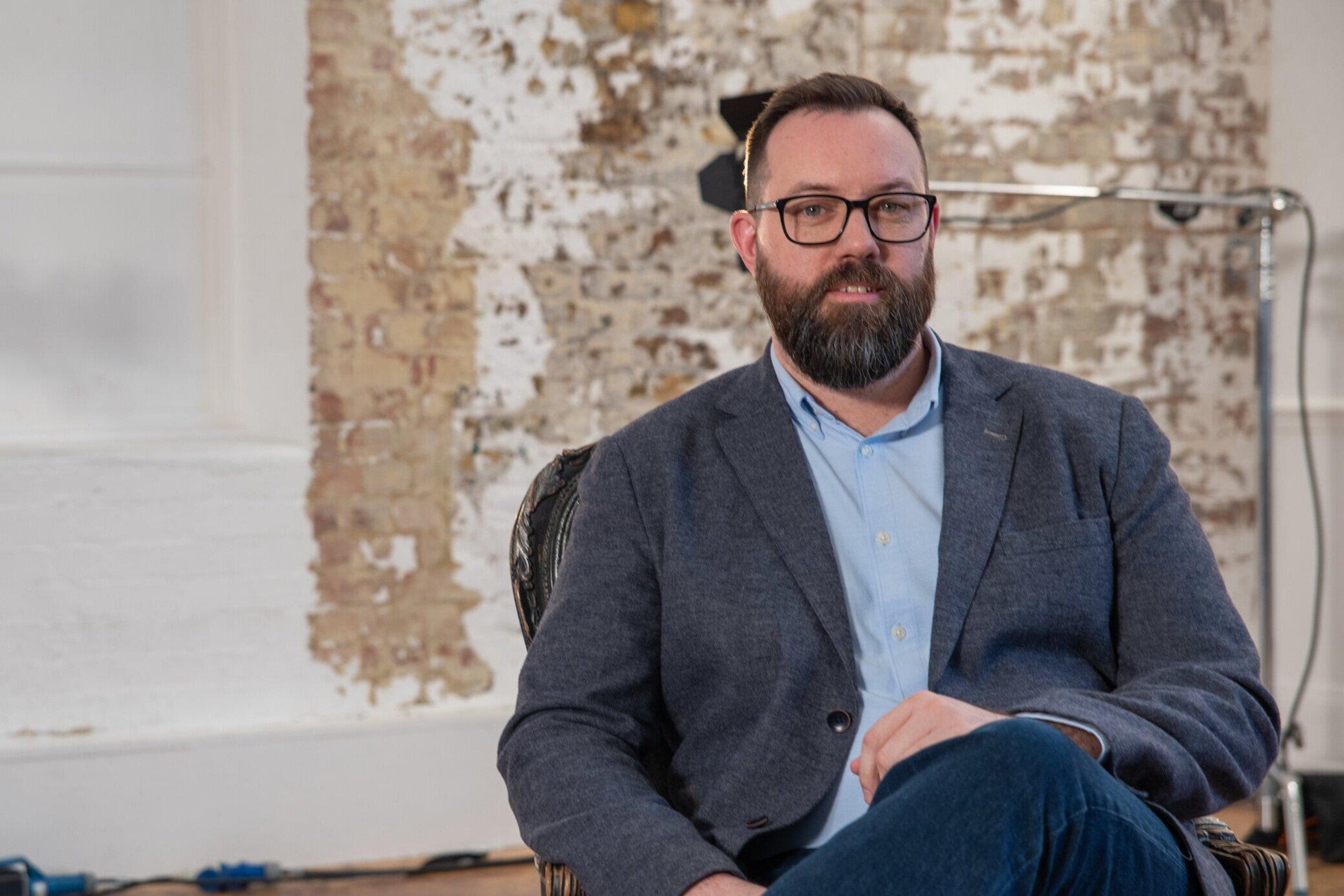 Simon Arrowsmith    Storytelling expert; Head of Story, Moving Ahead