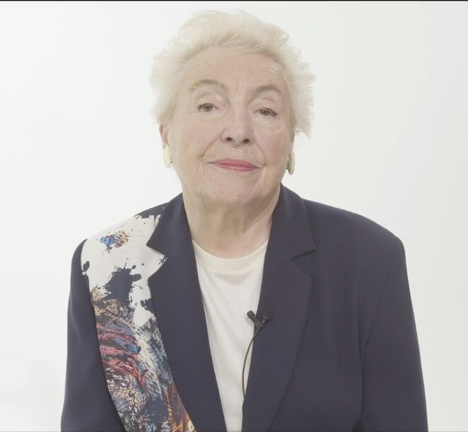 Dame Stephanie Shirley CH    Pioneering IT entrepreneur, businesswoman, philanthropist, author and TED speaker;