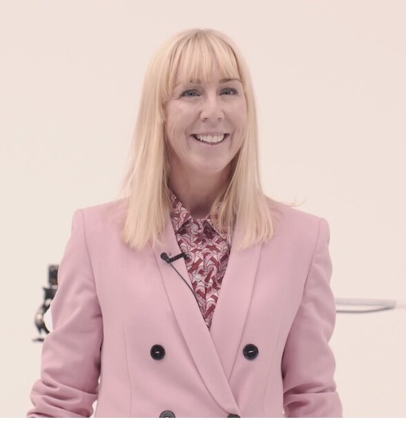 Caroline Casey    Award-winning social entrepreneur, founder of The Valuable 500