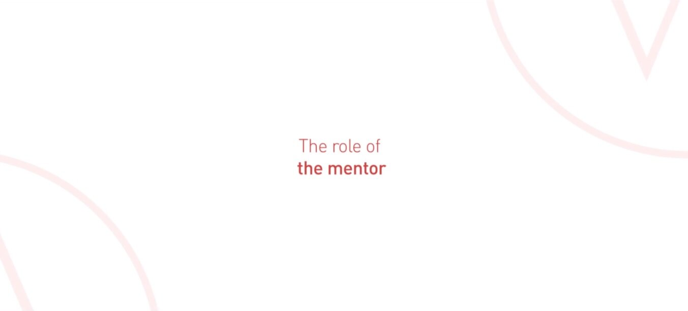 30% Role of the mentor.jpg