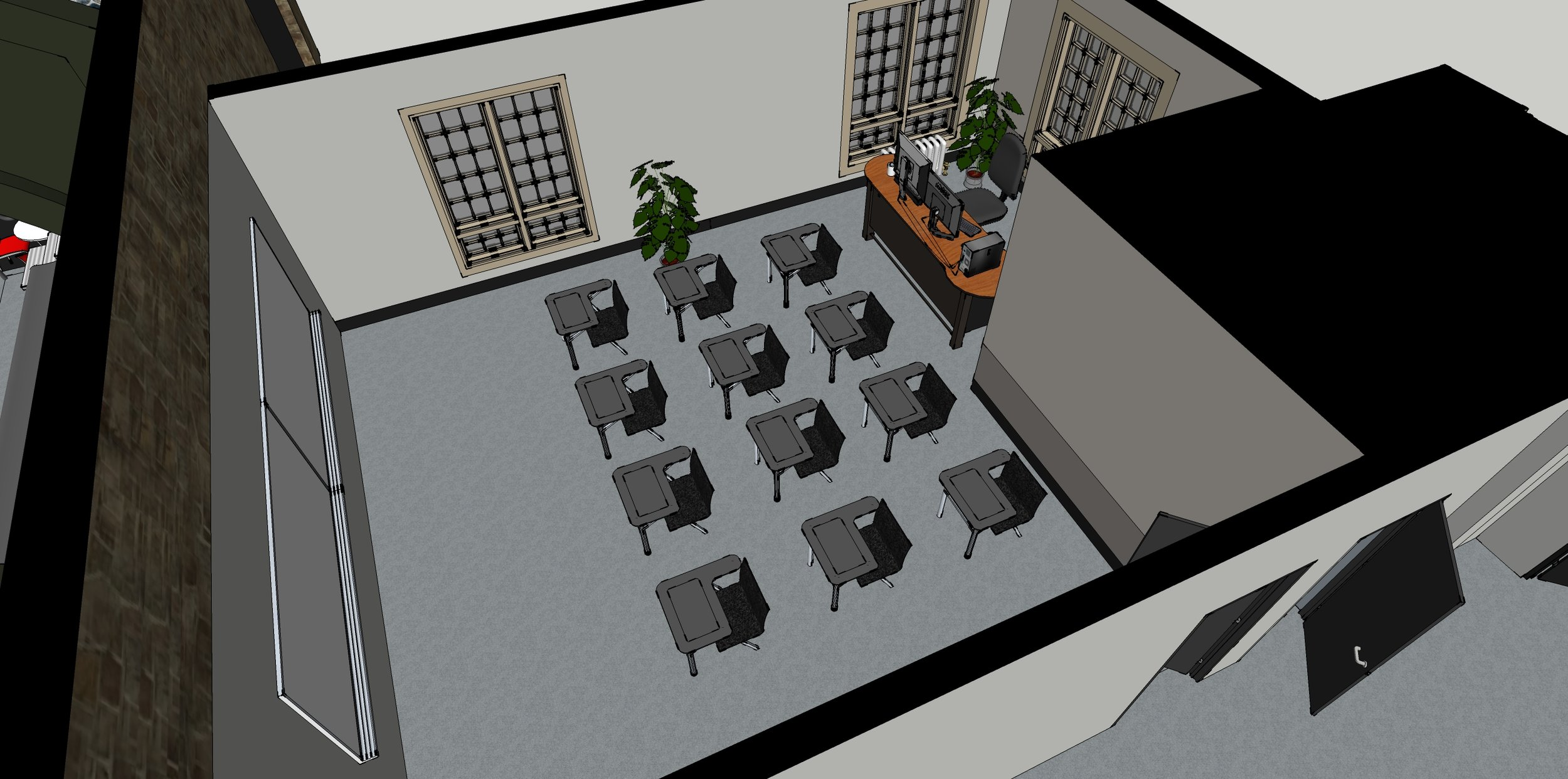 1st floor conference/classroom