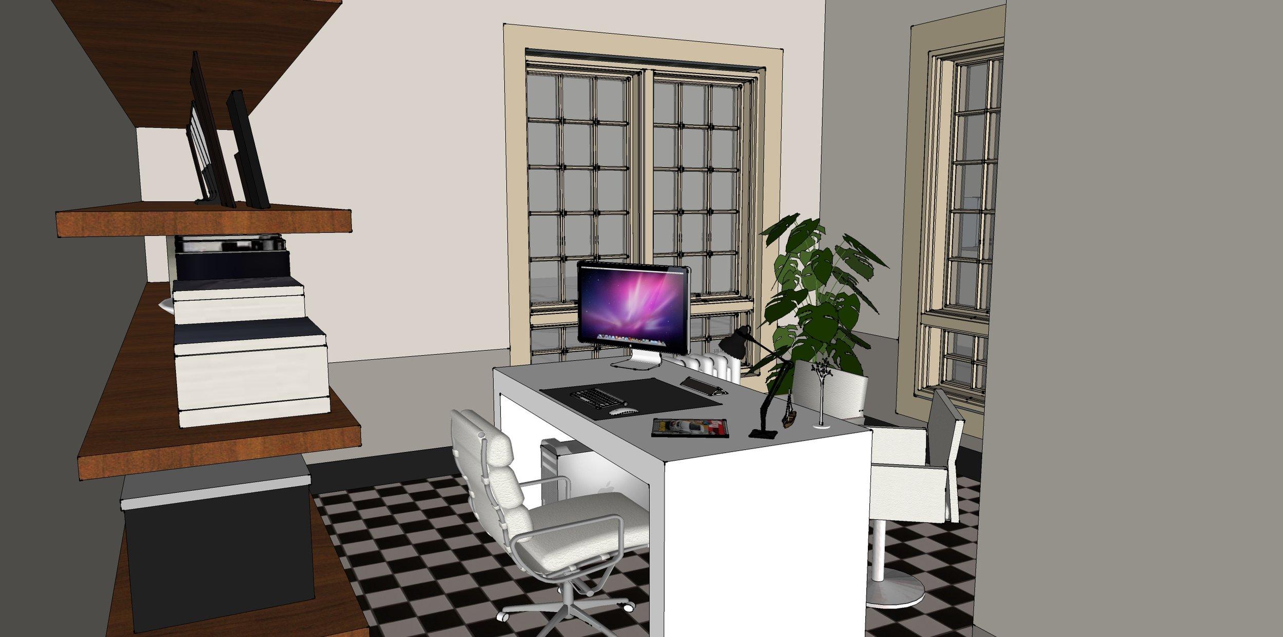 1st floor office #2