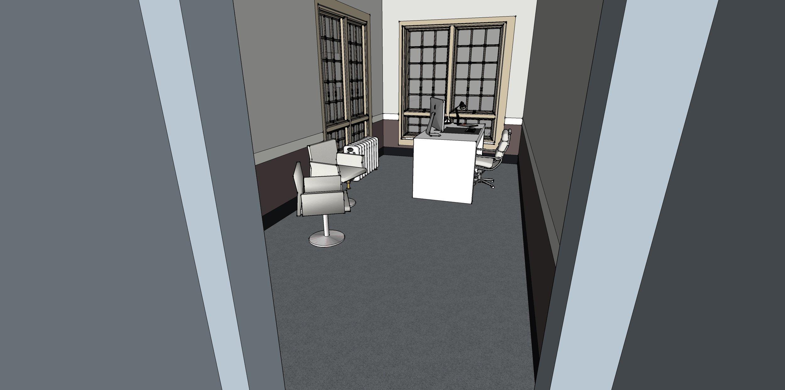 1st floor office #1