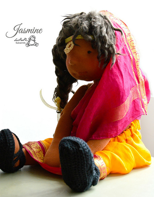 Jasmine's Sari