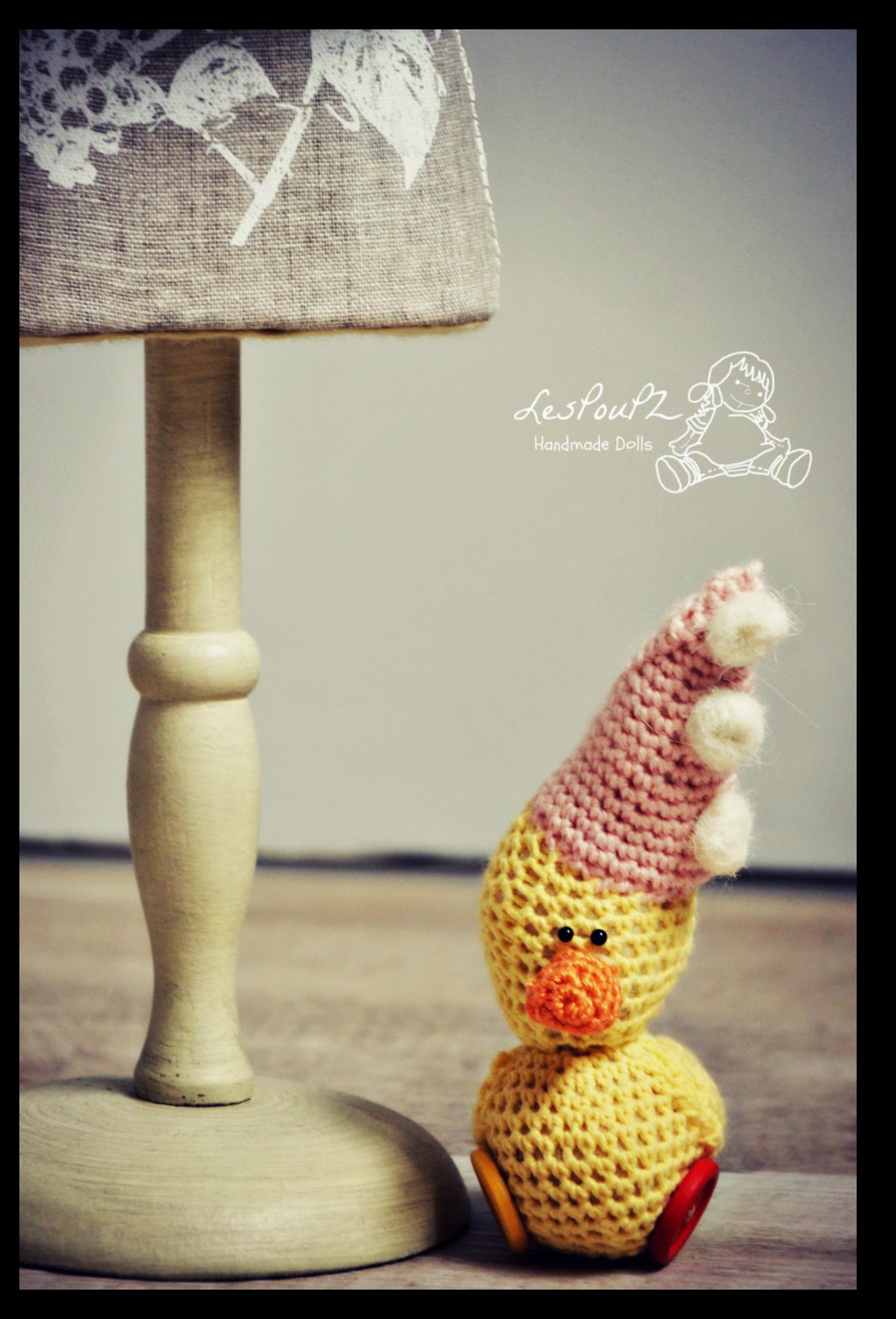 Yvon's duck toy