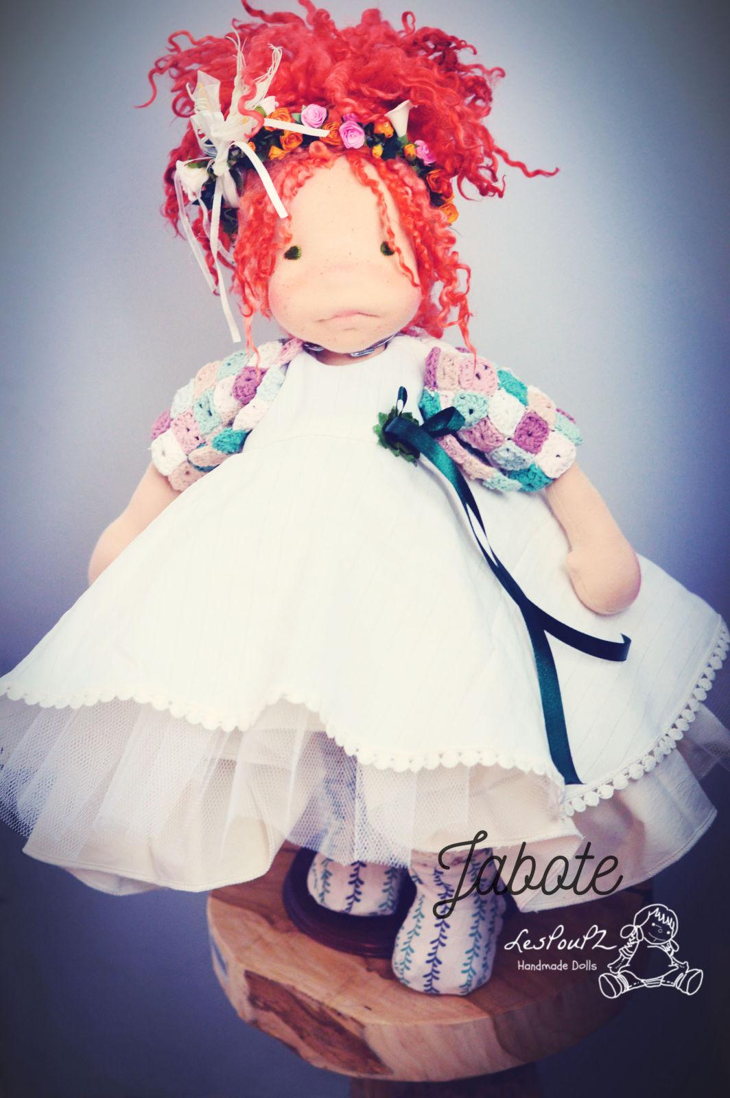 - a romantic doll