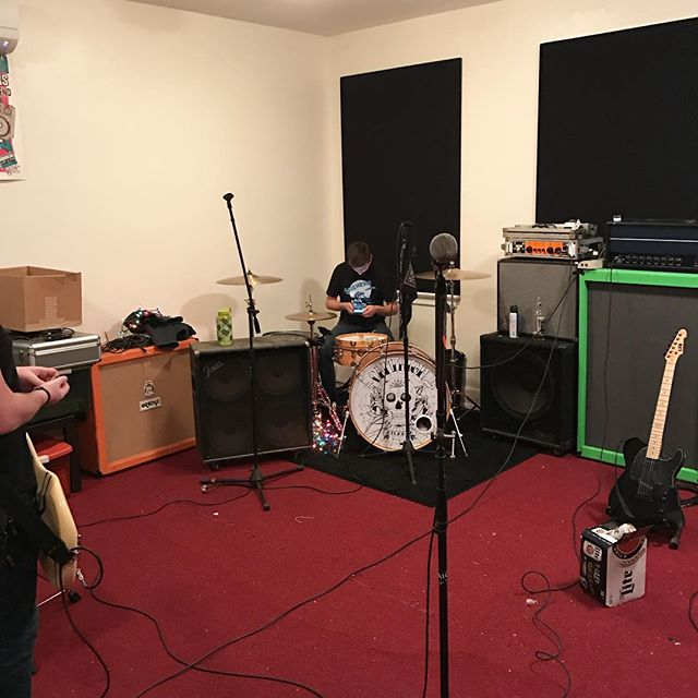 New practice home. Tons of new shit in 2017. We back.
