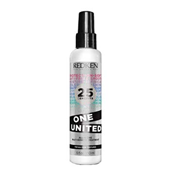 redken, one united, detangling spray, hair vitamin, static, get rid of static, moisture, winter dryness, heat protection, online shopping, minnesota, maple grove, plymouth, osseo, medina, best hair salon