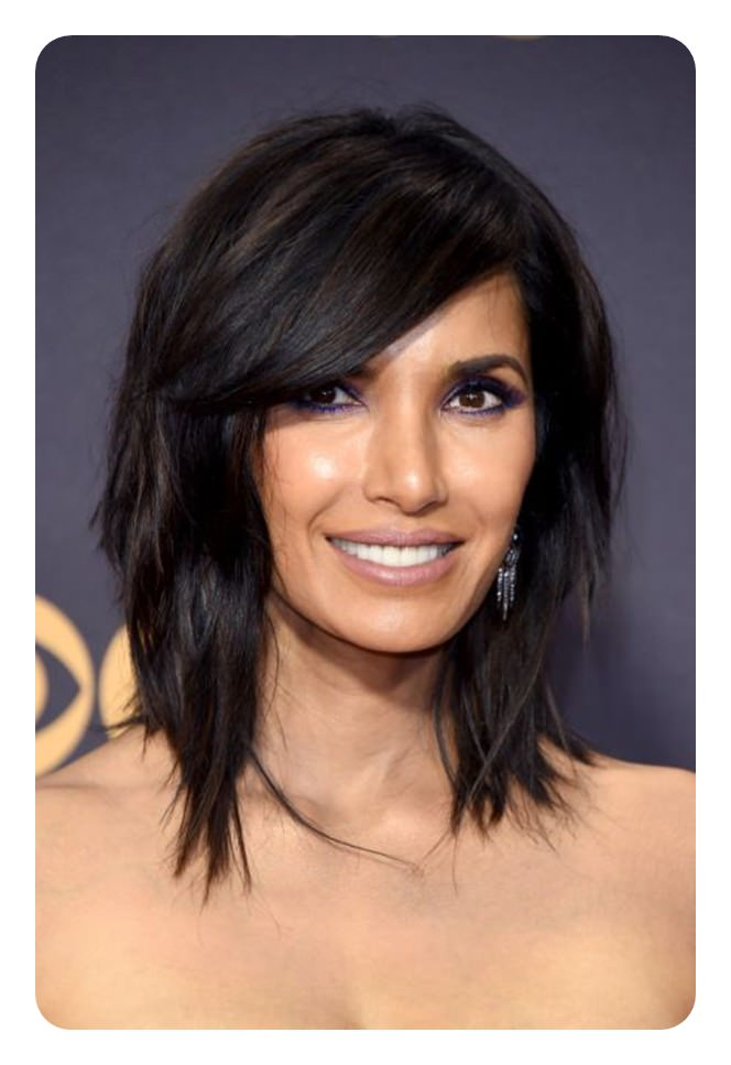 Layered Hairstyles With Bangs 2019 73