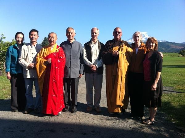 Shanrendao 2012 teachers