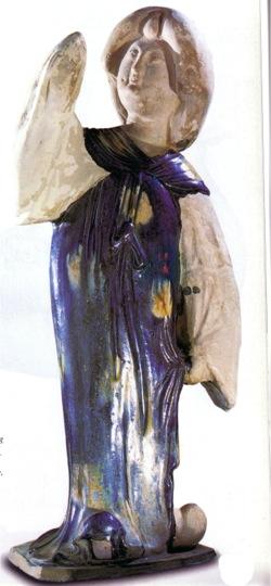 Tang figurine