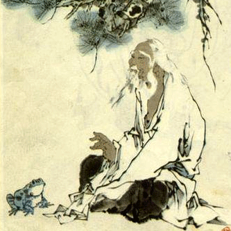 "Zhuangzi, ( Chinese: ""Master Zhuang"") Wade-Giles romanization Chuang-tzu, original name Zhuang Zhou (born c. 369 bce, Meng [now Shangqiu, Henan province], China—died 286 bce), the most significant of China's early interpreters of Daoism. (Brittanica.com)"