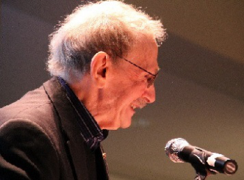 Philip Levine at the 2014 Massachusetts Poetry Festival