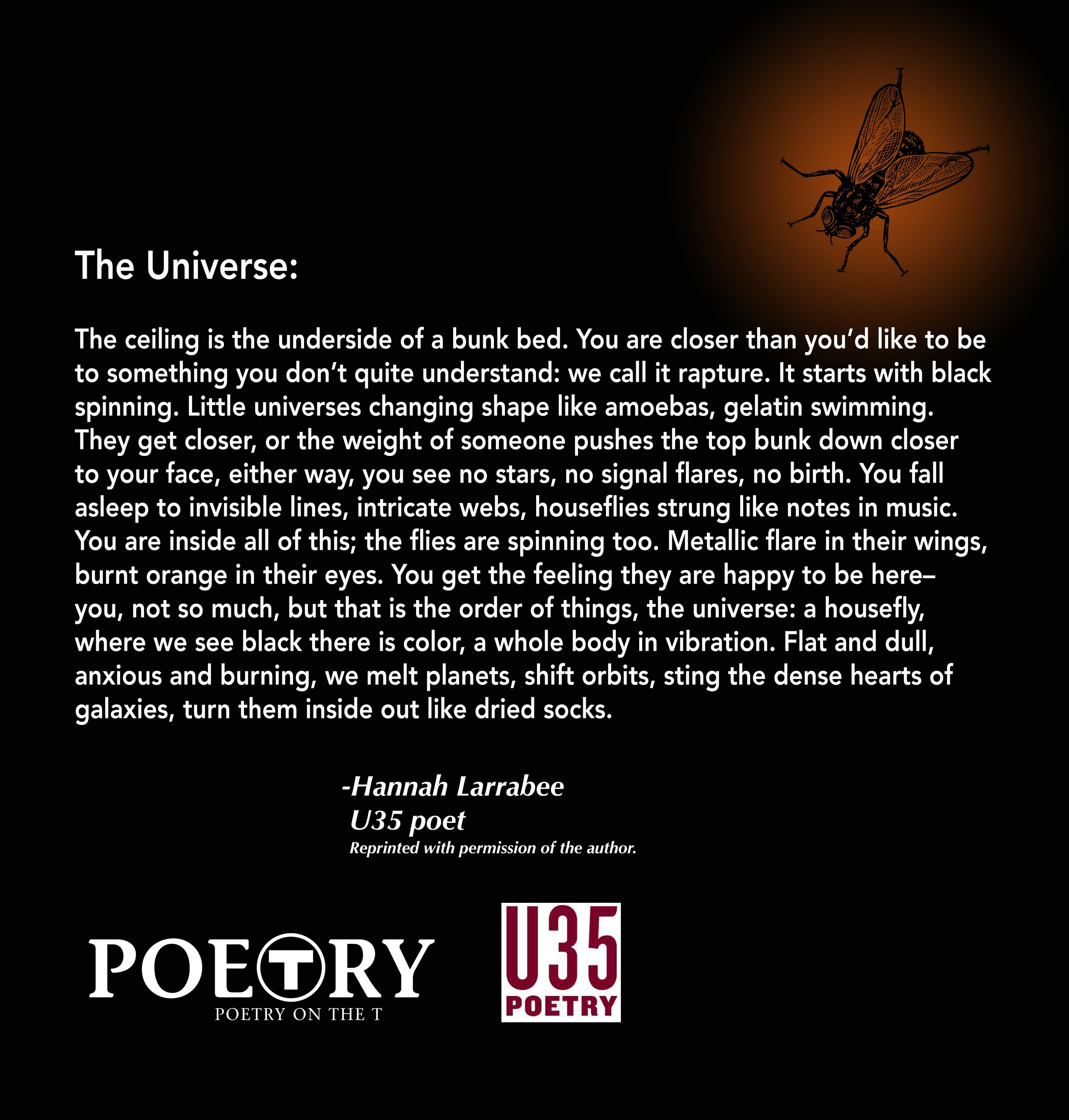 "Hannah Larrabee, ""The Universe"""