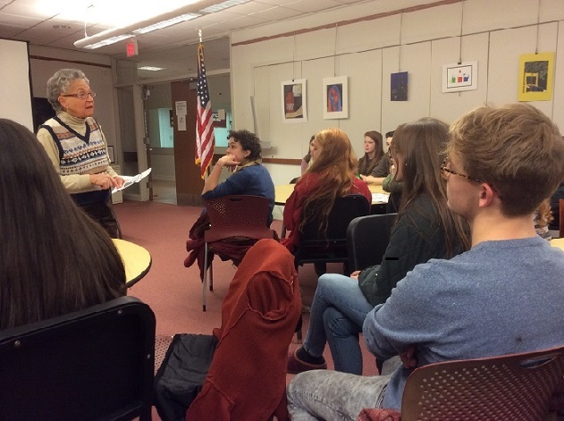 Poetry Soup with Rhina Espaillat