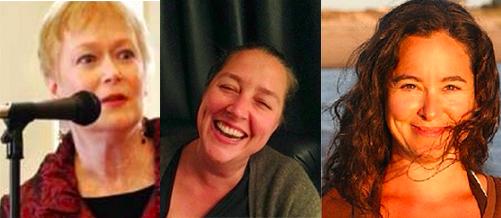 Alice Kociemba, Jill McDonough, and Lisa Olstein