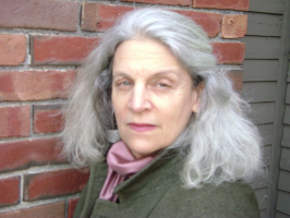 Deborah Gorlin has published in a wide range of journals including  Poetry, Antioch Review, American Poetry Review, Seneca Review, The   Massachusetts Review, The Harvard Review, Green Mountains Review, Bomb, Connecticut Review, Women's Review of Books, New England Review,  and  Best Spiritual Writing 2000. Before winning the 2014 May Sarton New Hampshire Poetry Prize, Gorlin won the 1996 White Pine Press Poetry Prize for her first book of poems,  Bodily Course . Gorlin received her B.A. from Rutgers University and an M.F.A. from the University of California, Irvine. Since 1991 she has taught writing at Hampshire College, where she serves as codirector of the Writing Program. She is also a poetry editor at  The Massachusetts Review. Gorlin currently lives in Amherst, MA.