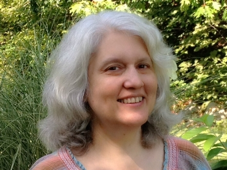 Lori Desrosiers' poetry books are  The Philosopher's Daughter  (Salmon Poetry, 2013), a chapbook,  Inner Sky  (Glass Lyre Press 2015) and  Sometimes I Hear the Clock Speak  (Salmon Poetry, 2016). Her work has been nominated for a Pushcart Prize. She edits  Naugatuck River Review , a journal of narrative poetry. She teaches Literature and Composition at Westfield State University and Holyoke Community College, and Poetry in the Interdisciplinary Studies program for the Lesley University M.F.A. graduate program.