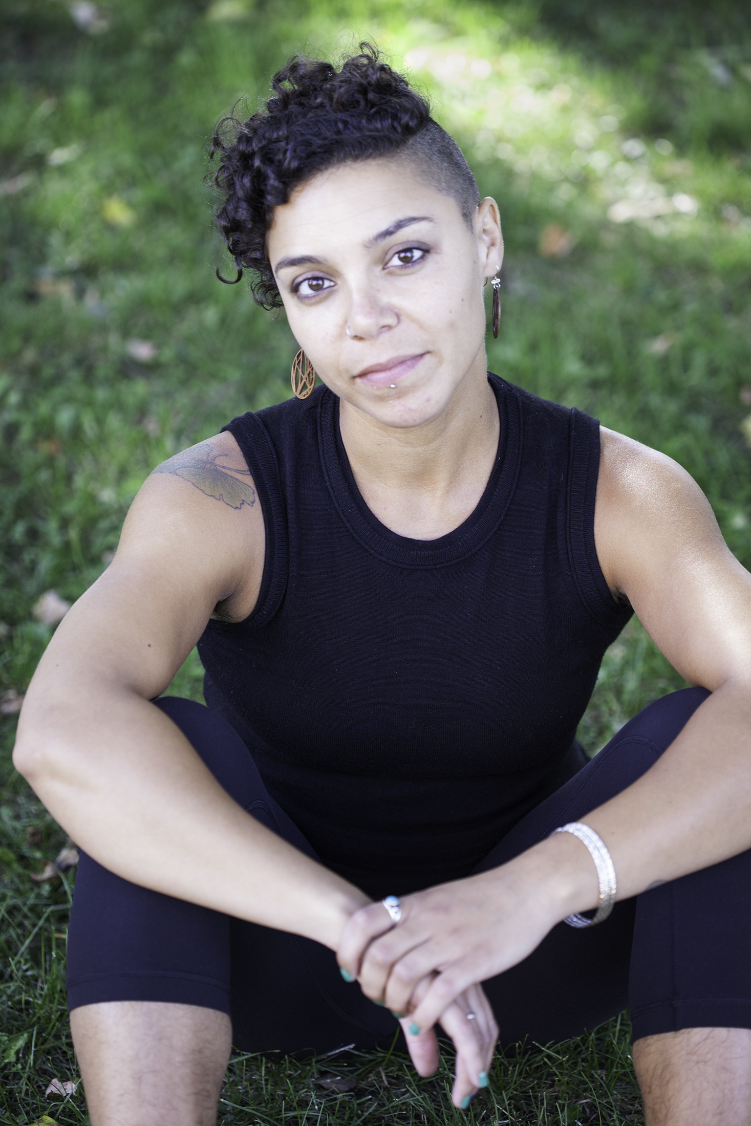 Rage Hezekiah is a Cave Canem and MacDowell Fellow who earned her MFA from Emerson College. She is a recipient of the Saint Botolph Emerging Artist Award in Literature and was nominated for Best New Poets, 2017. Her recent chapbook,   Unslakable  , is a 2018 Vella Chapbook Award Winner published by Paper Nautilus Press.  Stray Harbor , her debut full-length collection of poems, is forthcoming with Finishing Line Press. Rage's poems have appeared in   The Academy of American Poets   Poem-a-Day  ,   Rattle  ,   Salamander  , and several other journals and anthologies. You can find more of her work at  ragehezekiah.com .