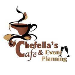 If you're looking for high quality and professional cafe and event planning service, you've come to the right place. At Chefella's we strive to give you the attention and personal service you'll come to expect and enjoy. We offer the best in catering, event planning, flowers, DJ, photography and so much more! Our in house planning studios makes planning your special event easy and fun. Imagine doing it all with a delicious White Chocolate Mocha and a slice of homemade cake or quiche from our cafe!