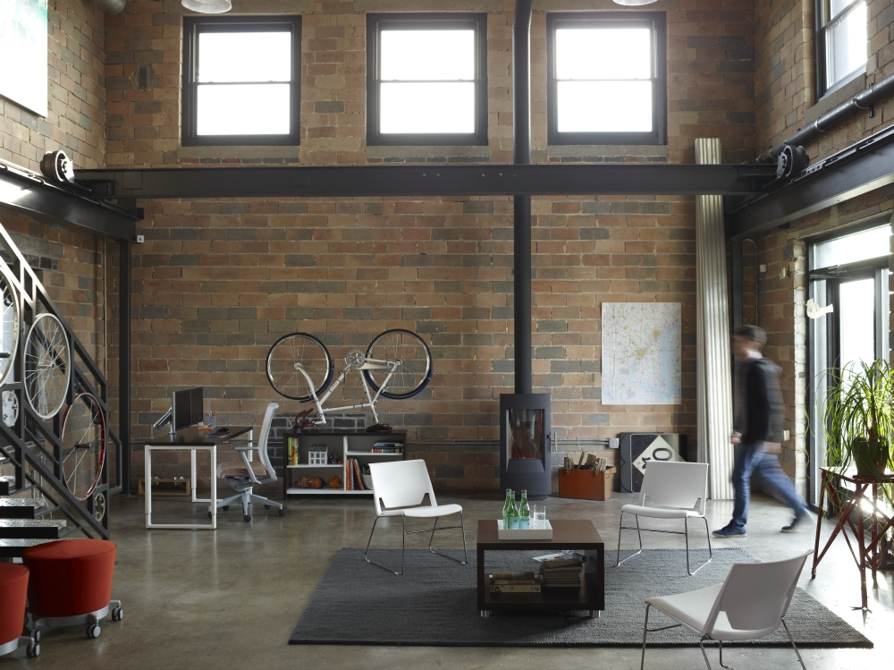 Interior | Reside Desks | Very Stacking Chairs
