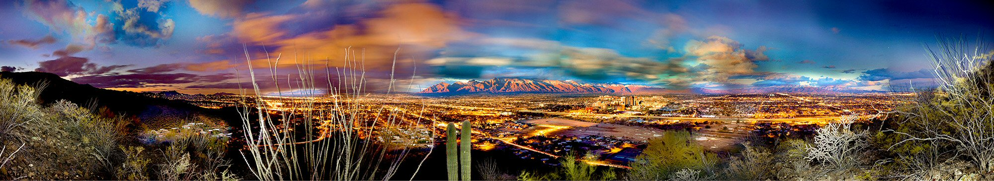 Tucson Pano
